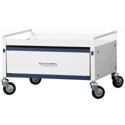 Chariot avec tiroir