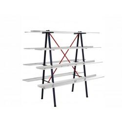 Support pour cages d'expositions, modèle étroit - ART.12 ART12-SUPPORT Italgabbie 155,50€